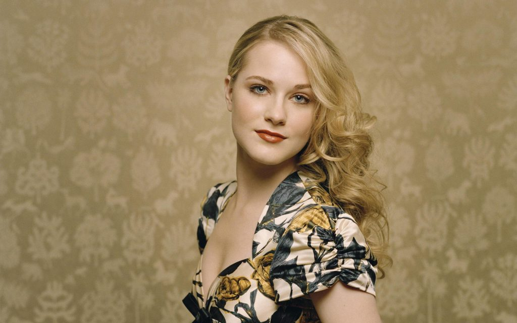 Evan Rachel Wood Widescreen Wallpaper