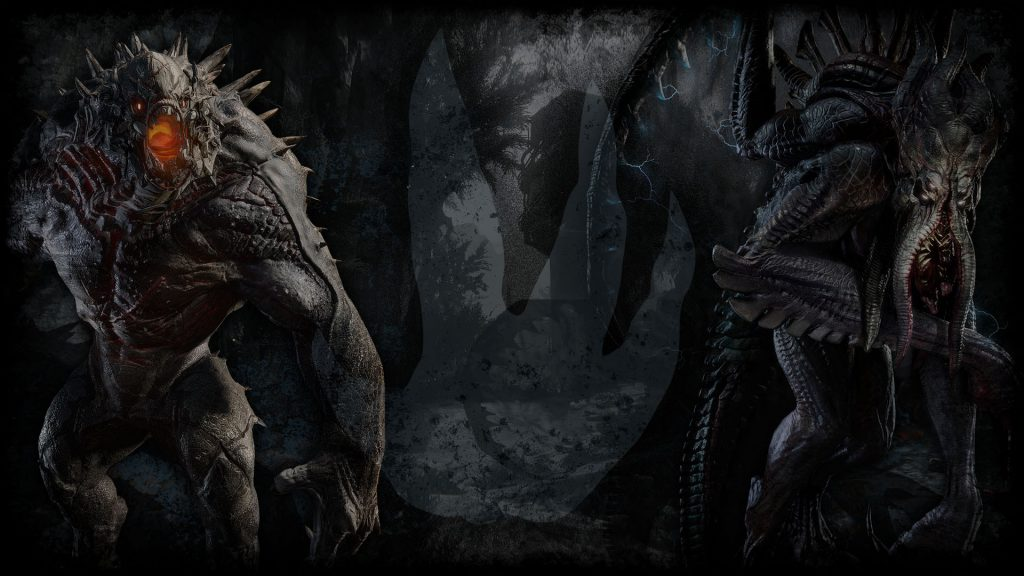 Evolve Full HD Wallpaper