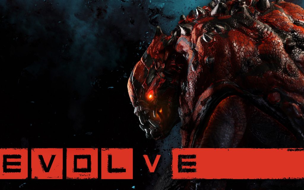Evolve Widescreen Wallpaper