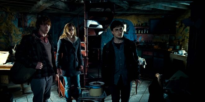 Harry Potter And The Deathly Hallows: Part 1 Backgrounds