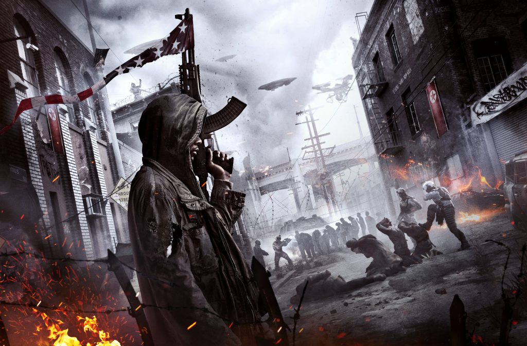 Homefront: The Revolution Wallpaper