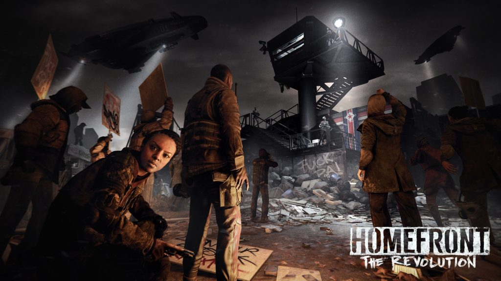 Homefront: The Revolution Full HD Wallpaper