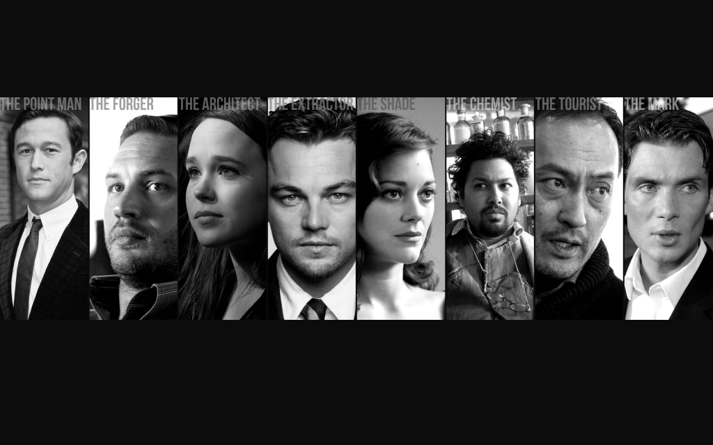 Inception Widescreen Background