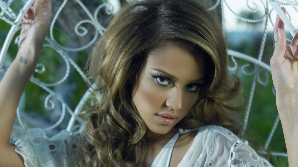Jessica Alba Full HD Wallpaper