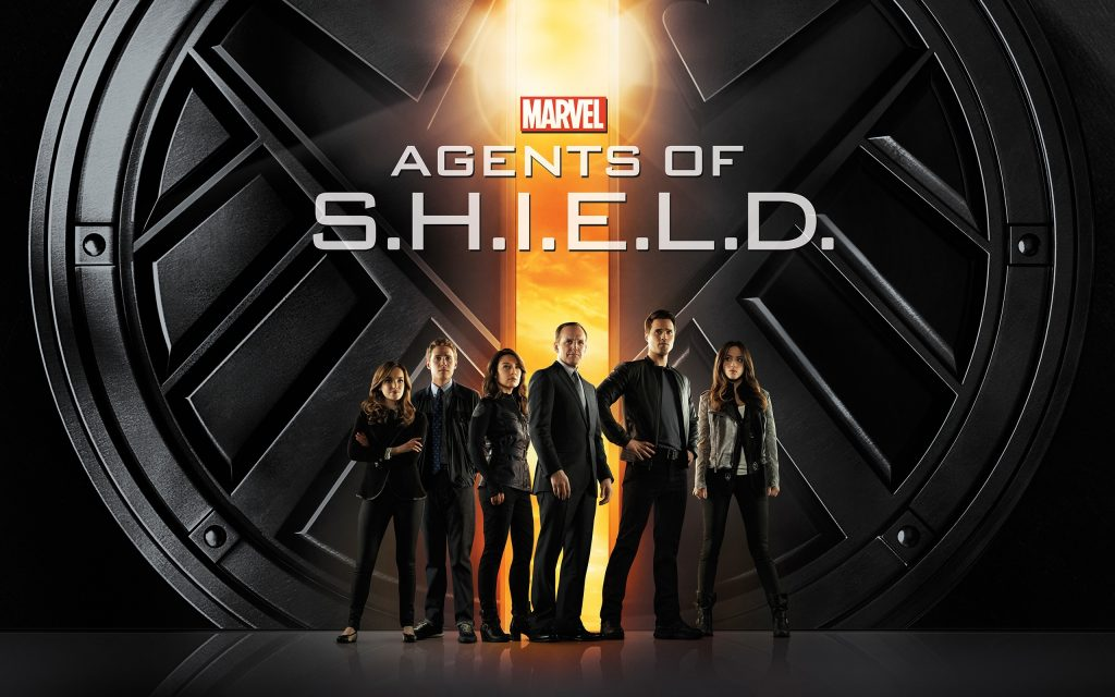 Marvel's Agents Of S.H.I.E.L.D. HD Widescreen Wallpaper