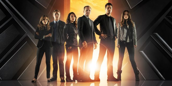 Marvel's Agents Of S.H.I.E.L.D. HD Wallpapers