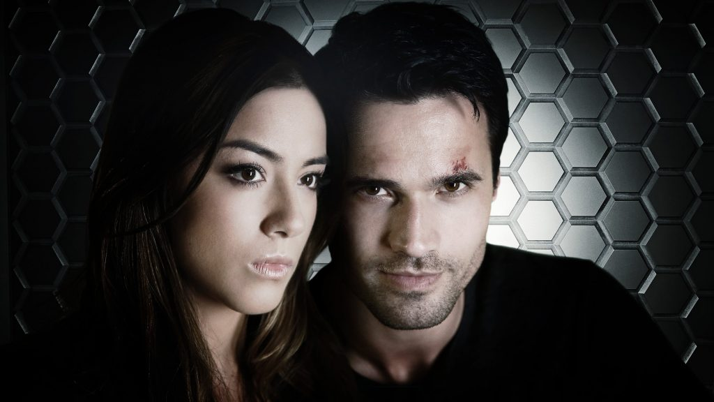 Marvel's Agents Of S.H.I.E.L.D. HD Wallpaper