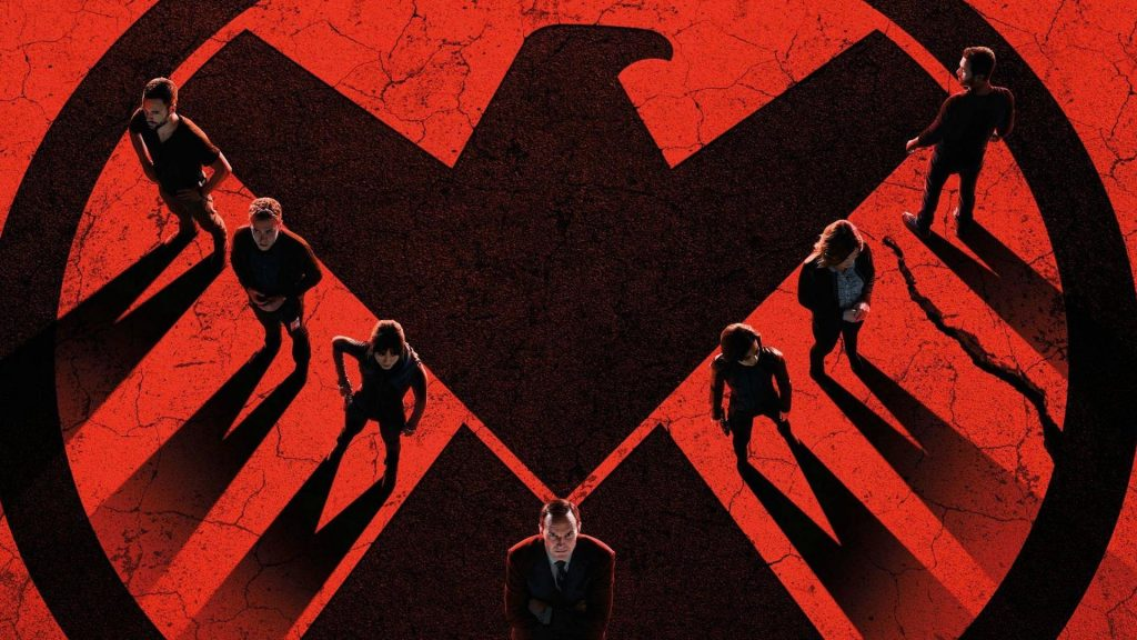 Marvel's Agents Of S.H.I.E.L.D. HD Full HD Wallpaper