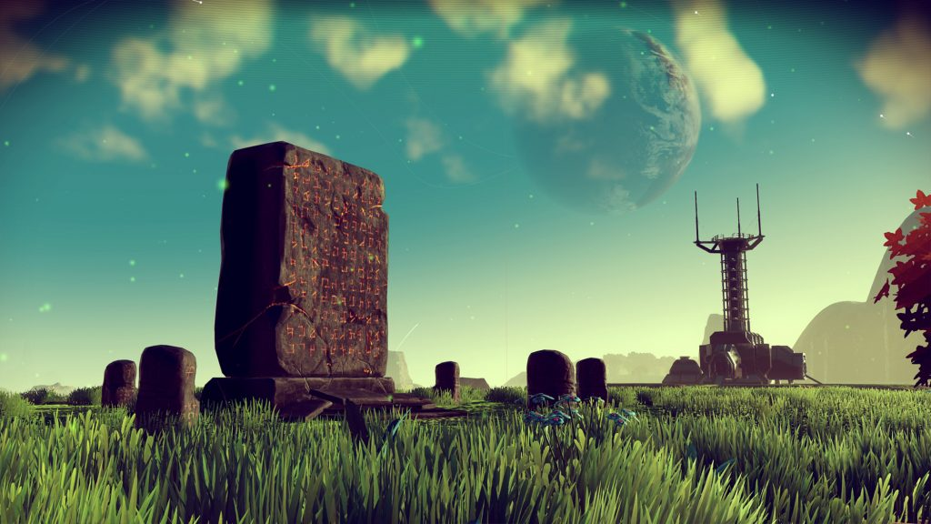 No Man's Sky Background