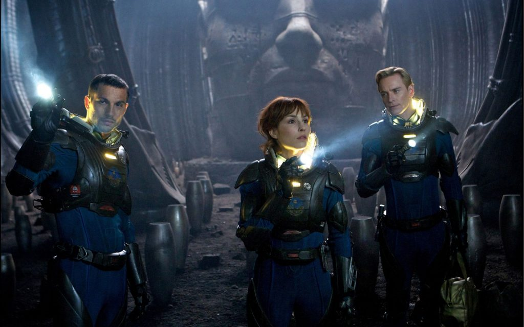 Prometheus Widescreen Wallpaper