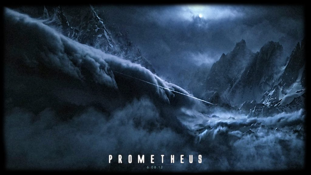 Prometheus Full HD Wallpaper