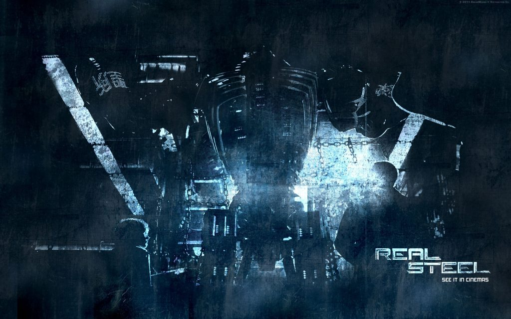 Real Steel Widescreen Wallpaper