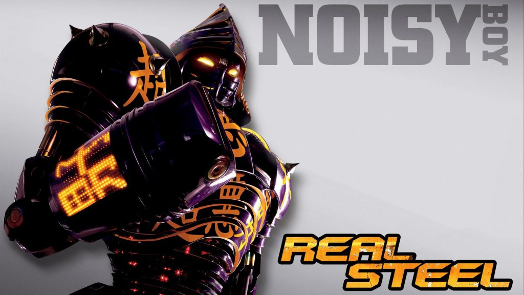 Real Steel Full HD Wallpaper