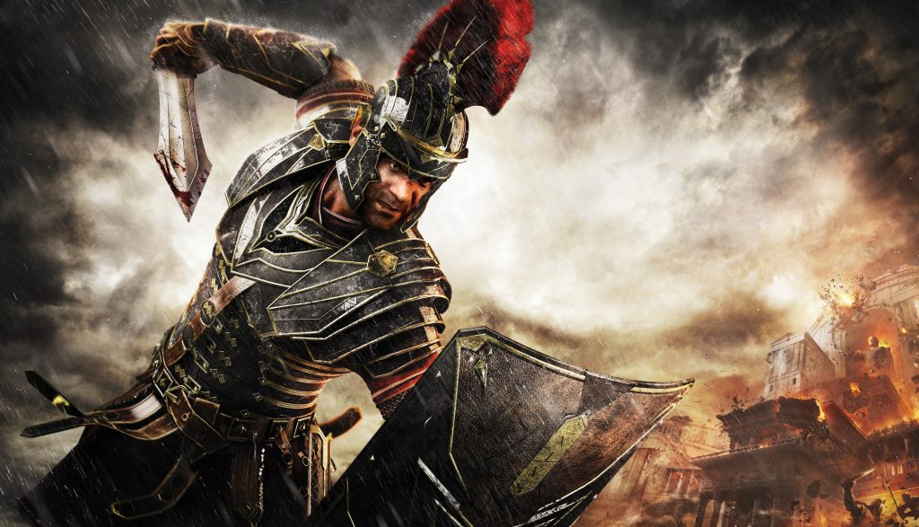 Ryse: Son Of Rome Background