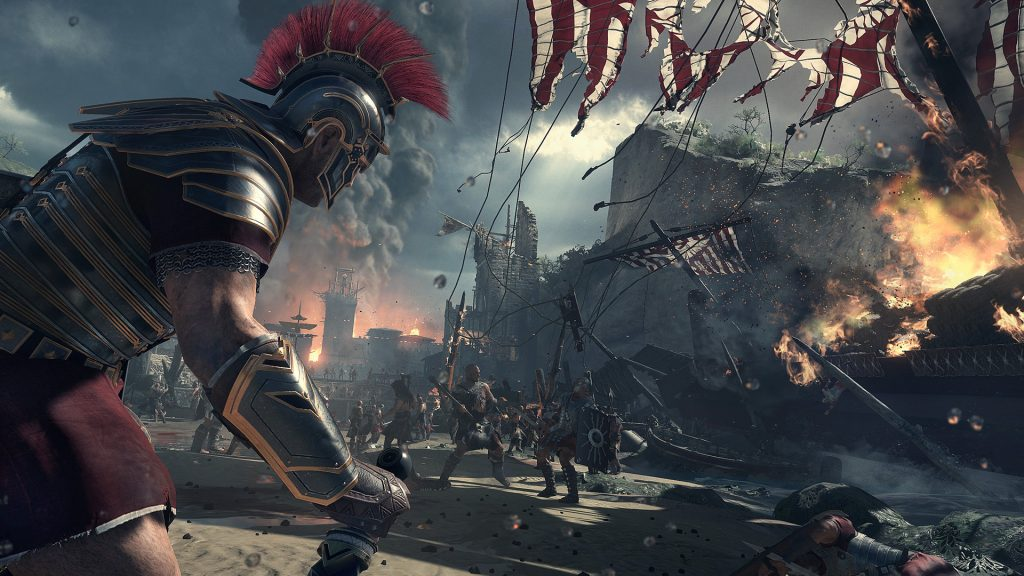 Ryse: Son Of Rome Full HD Background