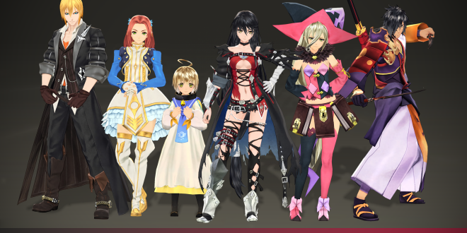 Tales Of Berseria Wallpapers