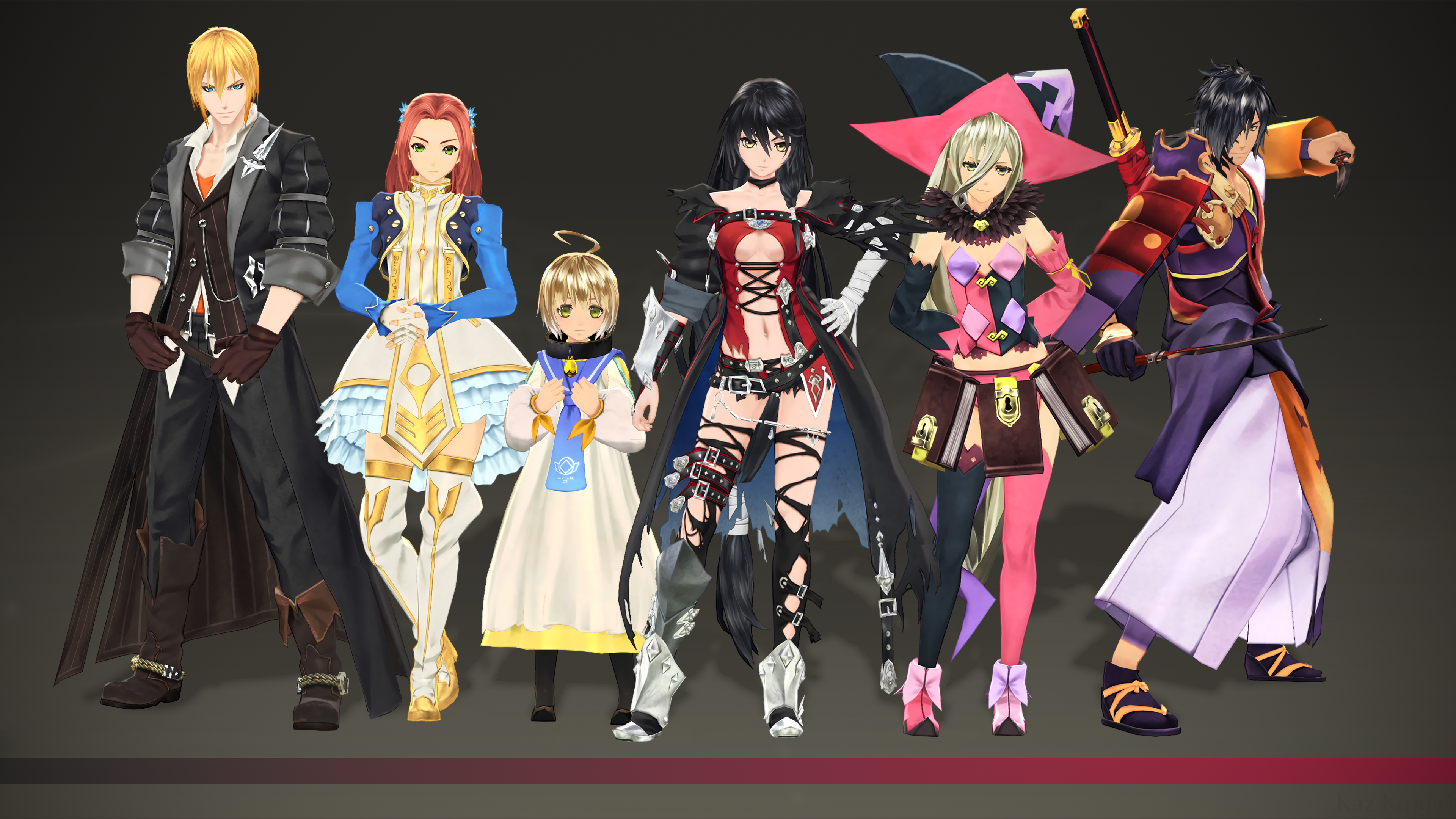 Tales Of Berseria Wallpapers Pictures Images