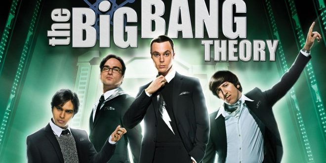 The Big Bang Theory Backgrounds