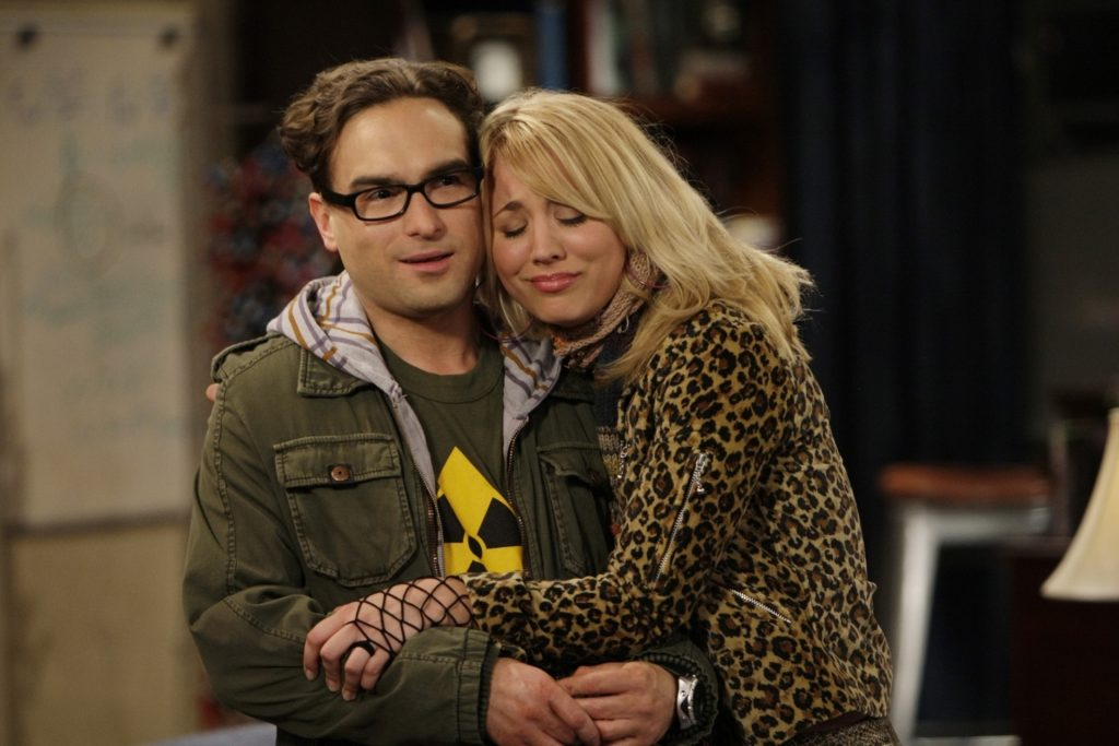 The Big Bang Theory HD Wallpaper