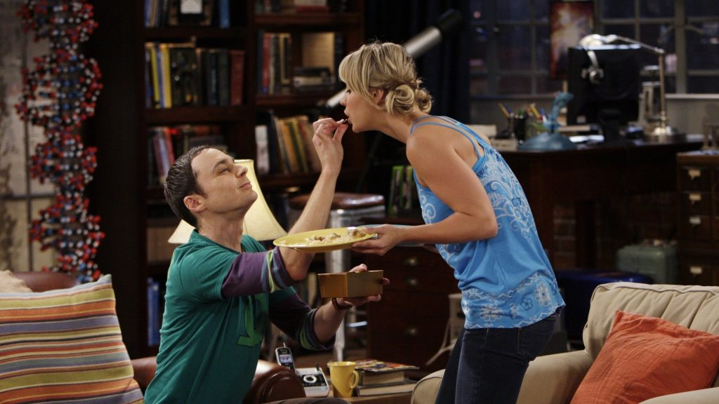 The Big Bang Theory Dual Monitor Background