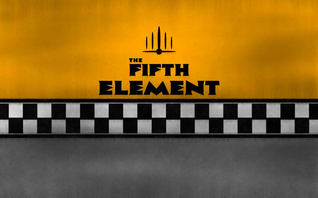 The Fifth Element Widescreen Wallpaper
