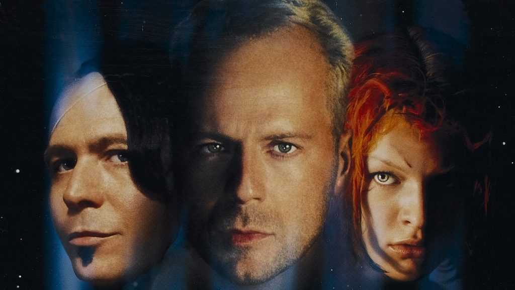 The Fifth Element Full HD Wallpaper