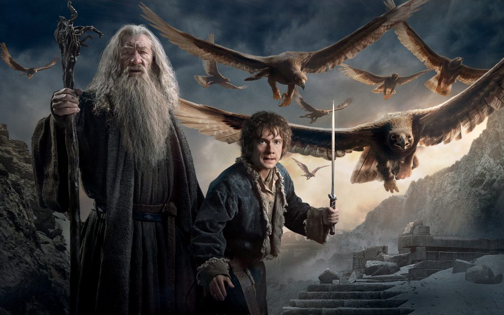The Hobbit: The Battle Of The Five Armies 4K Ultra HD Background