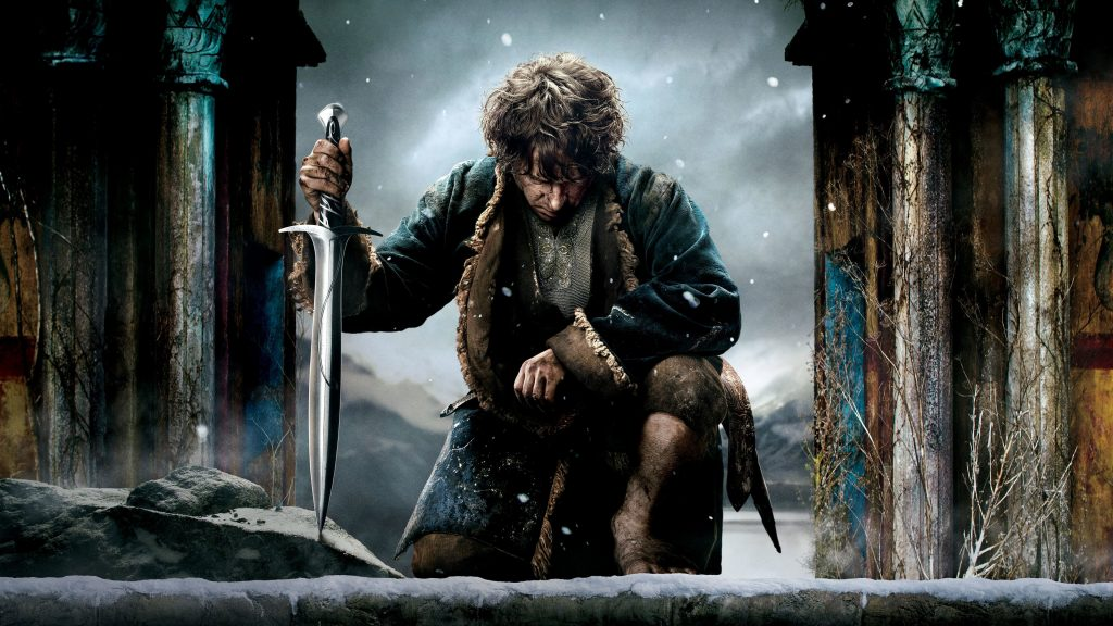 The Hobbit: The Battle Of The Five Armies 4K UHD Background