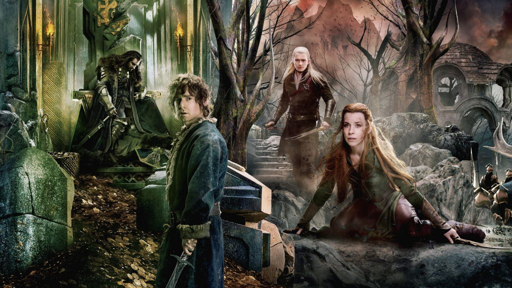 The Hobbit: The Battle Of The Five Armies Full HD Background