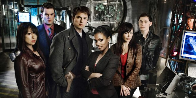 Torchwood Wallpapers
