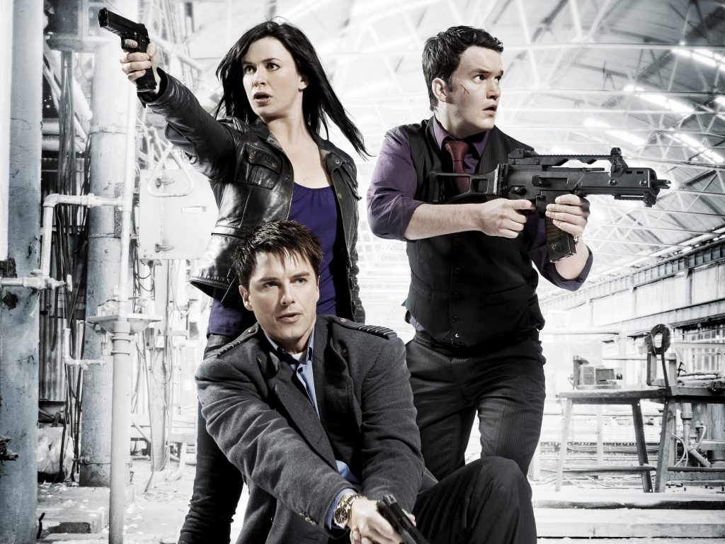 Torchwood Wallpaper