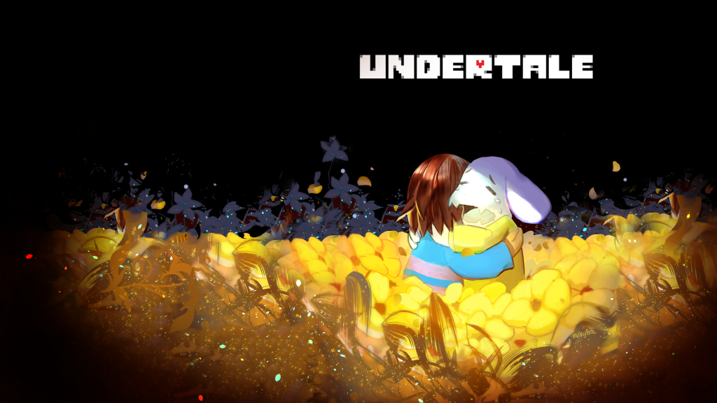 Undertale HD Full HD Wallpaper