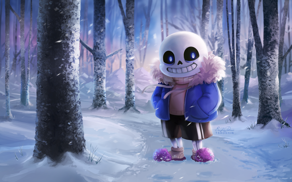 Undertale HD Widescreen Wallpaper