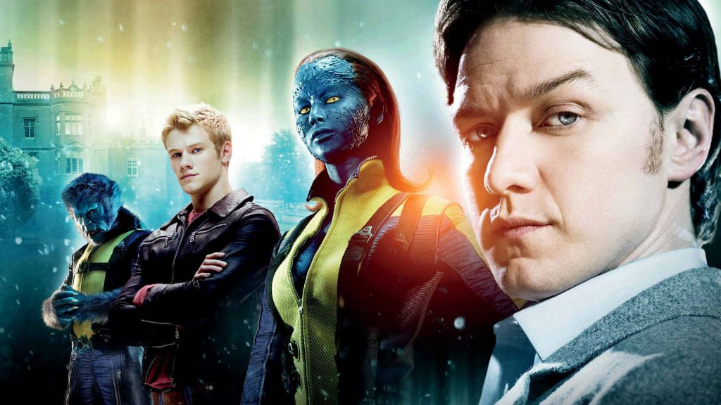 X-Men: First Class Full HD Wallpaper
