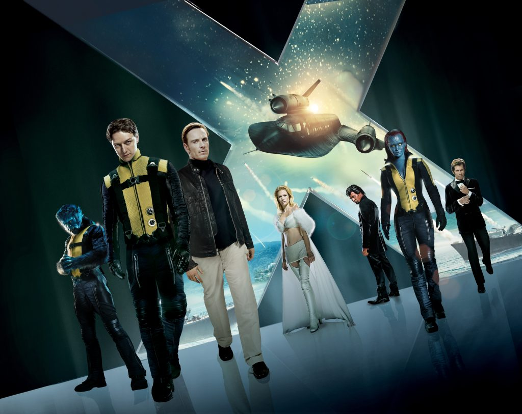 X-Men: First Class Wallpaper