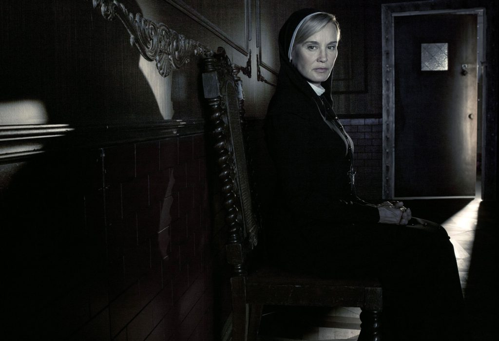 American Horror Story HD Background
