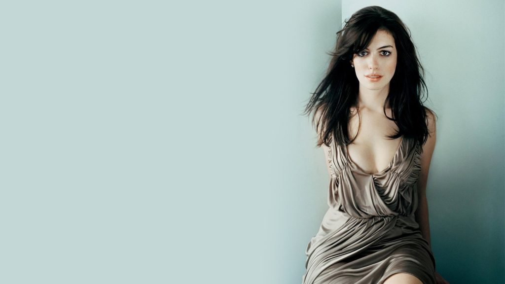 Anne Hathaway HD Full HD Wallpaper