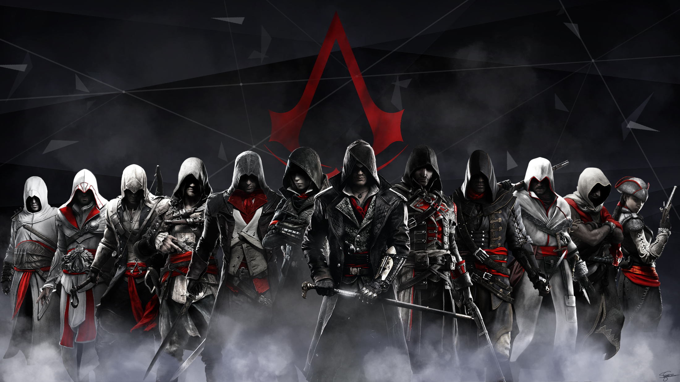 Assassin S Creed Backgrounds Pictures Images