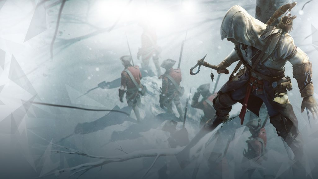 Assassin's Creed III Full HD Background