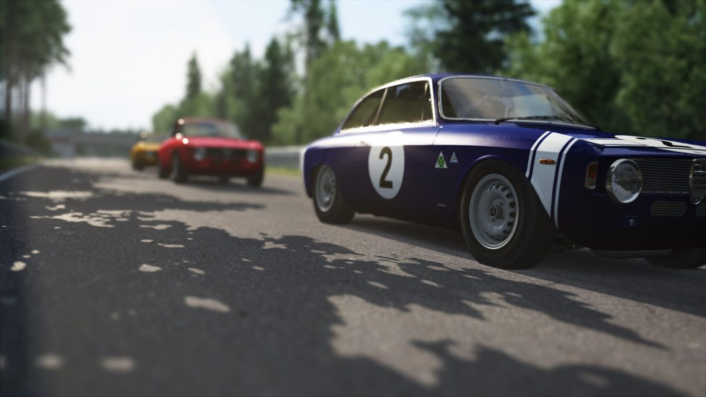 Assetto Corsa Quad HD Background