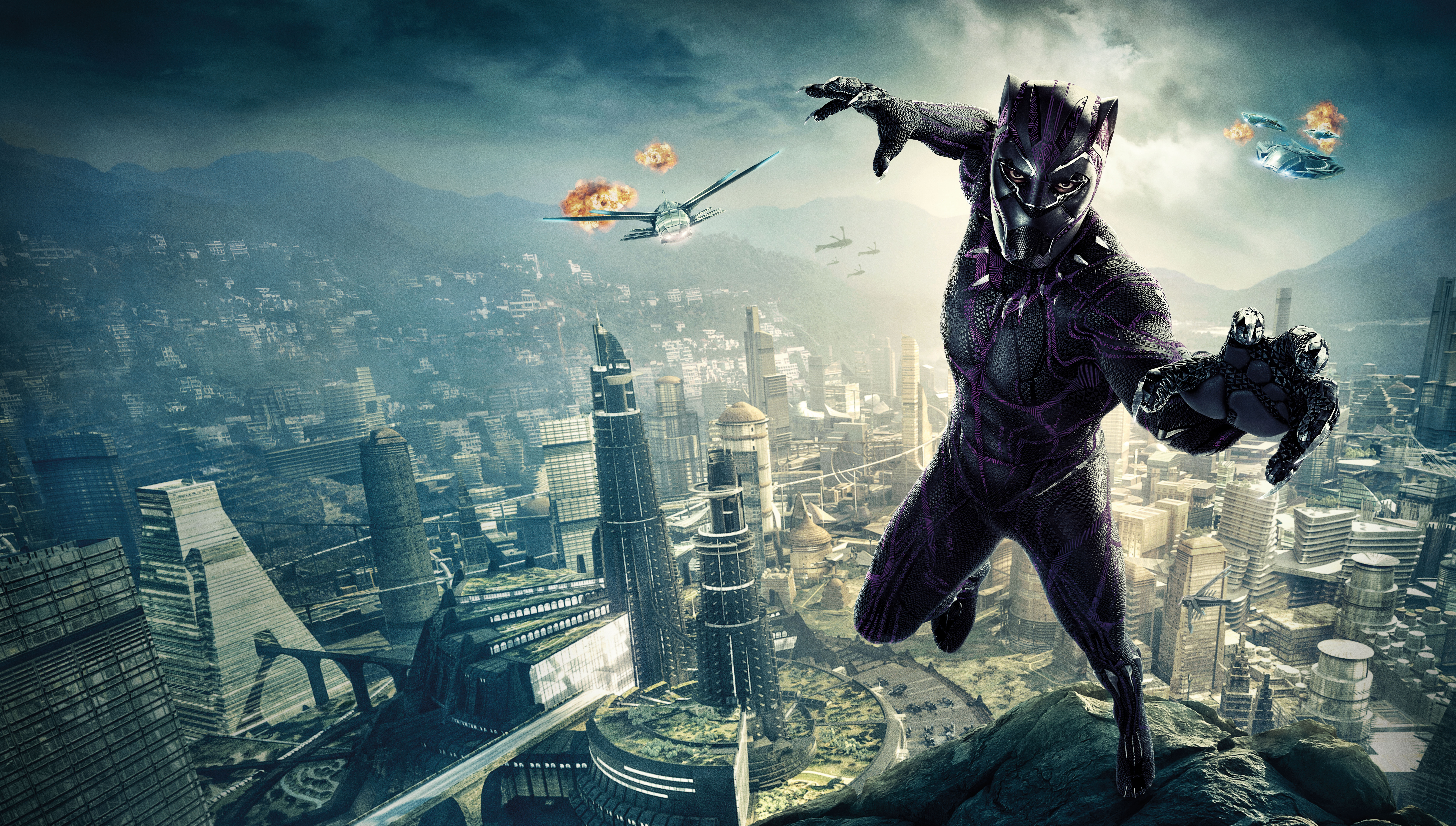 Black Panther HD Wallpapers, Pictures, Images