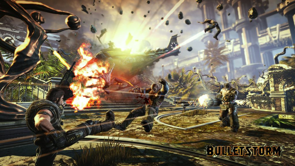 Bulletstorm Full HD Wallpaper