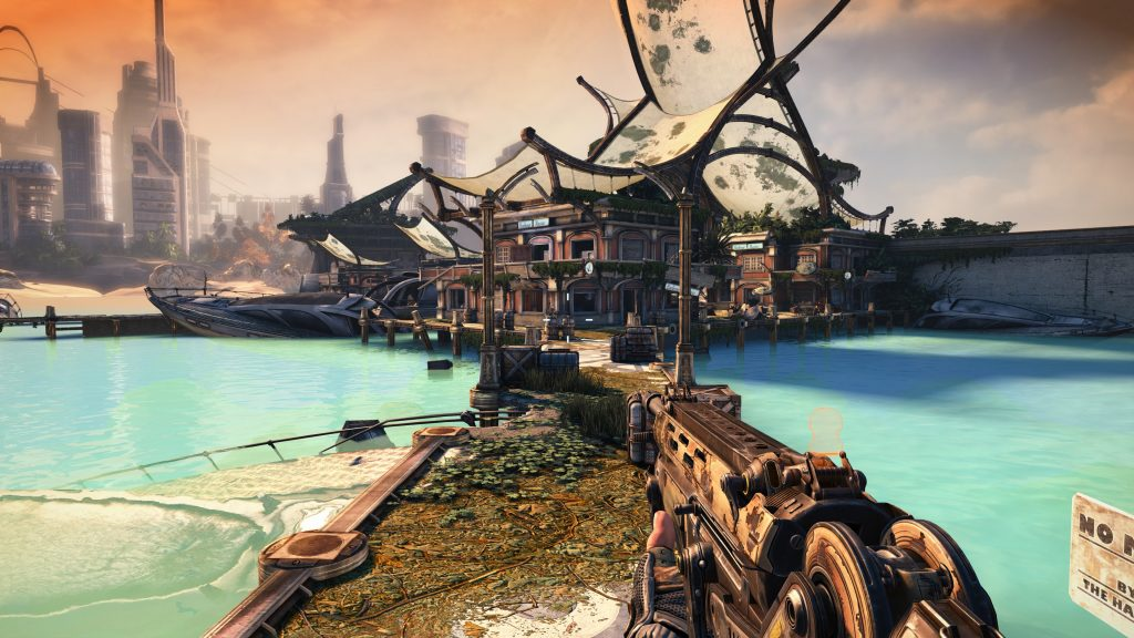 Bulletstorm 4K UHD Wallpaper