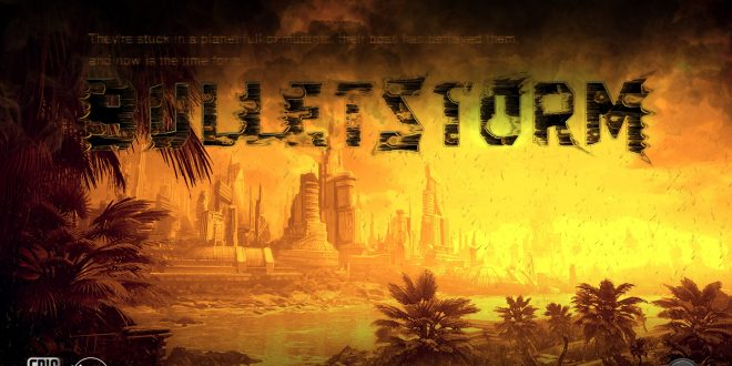 Bulletstorm Wallpapers