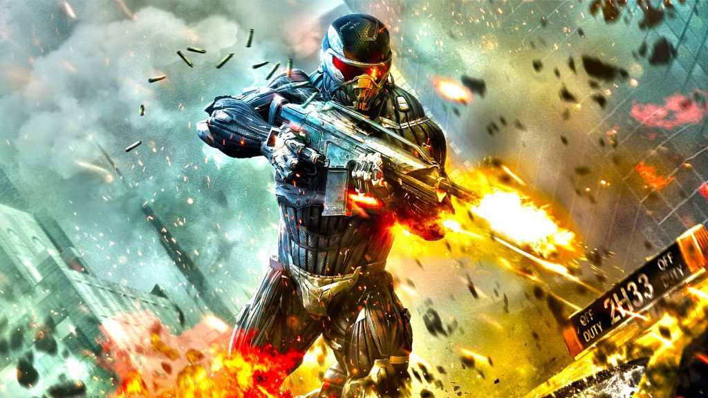 Crysis 2 Quad HD Wallpaper