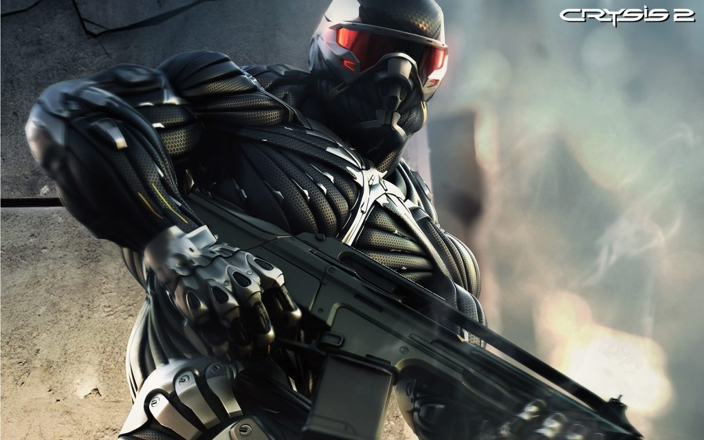 Crysis 2 Widescreen Wallpaper