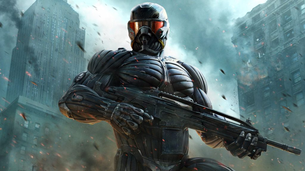Crysis 2 Full HD Wallpaper