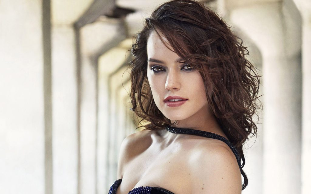 Daisy Ridley Widescreen Background
