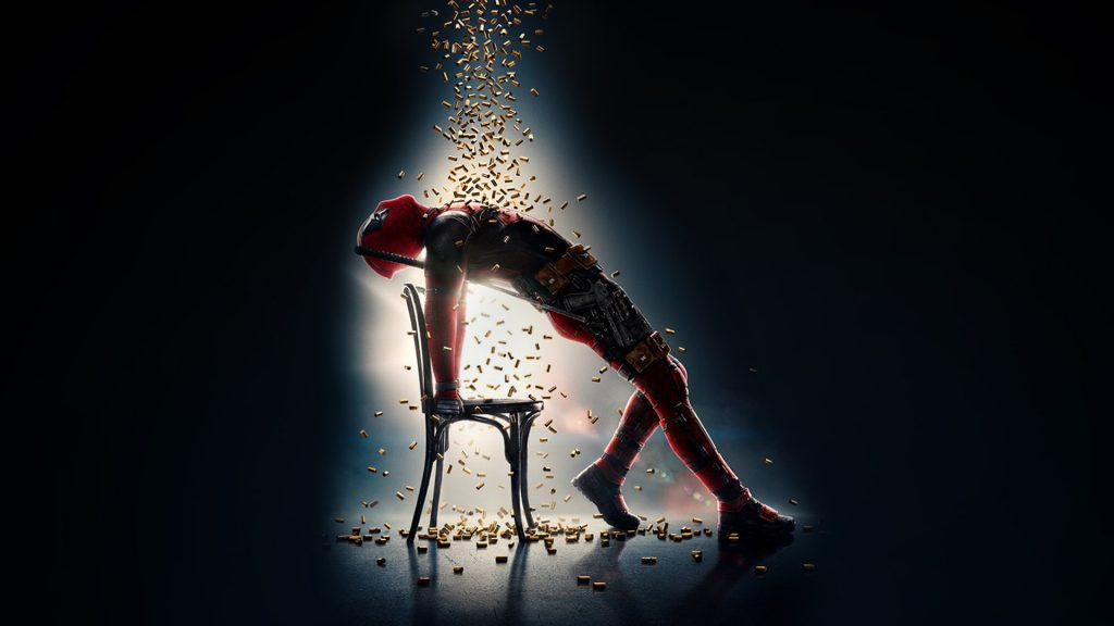 Deadpool 2 Full HD Wallpaper