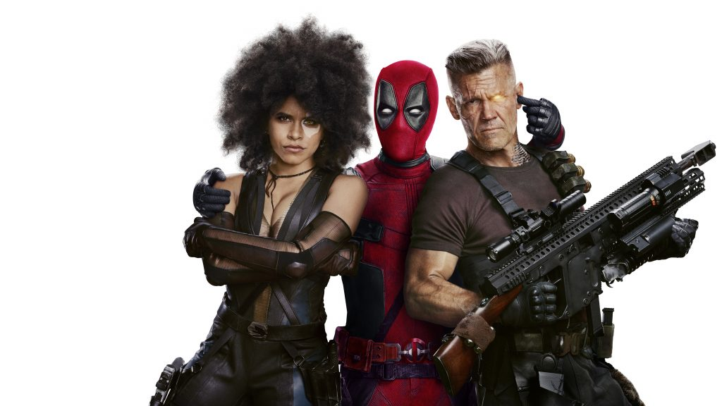 Deadpool 2 Wallpaper